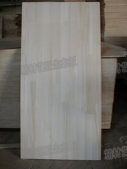 桐木生态板基材