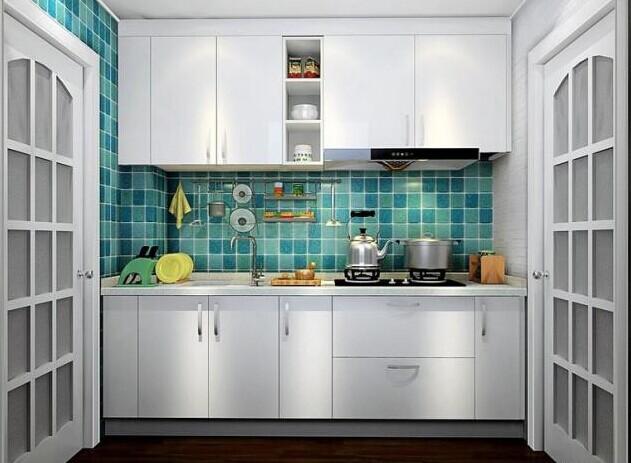 橱柜 厨房 家居 设计 装修 631_463