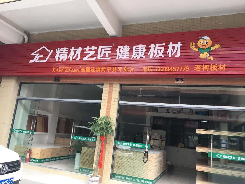 精材艺匠全屋易装+ 中国板材十大品牌